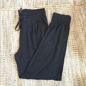 NWT Gap Black Joggers